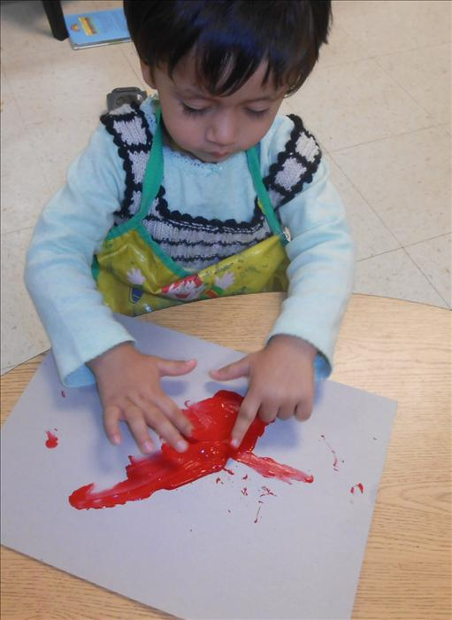 This is What Learning Looks Like: Nurturing creativity for all ages by expressing one self through art.