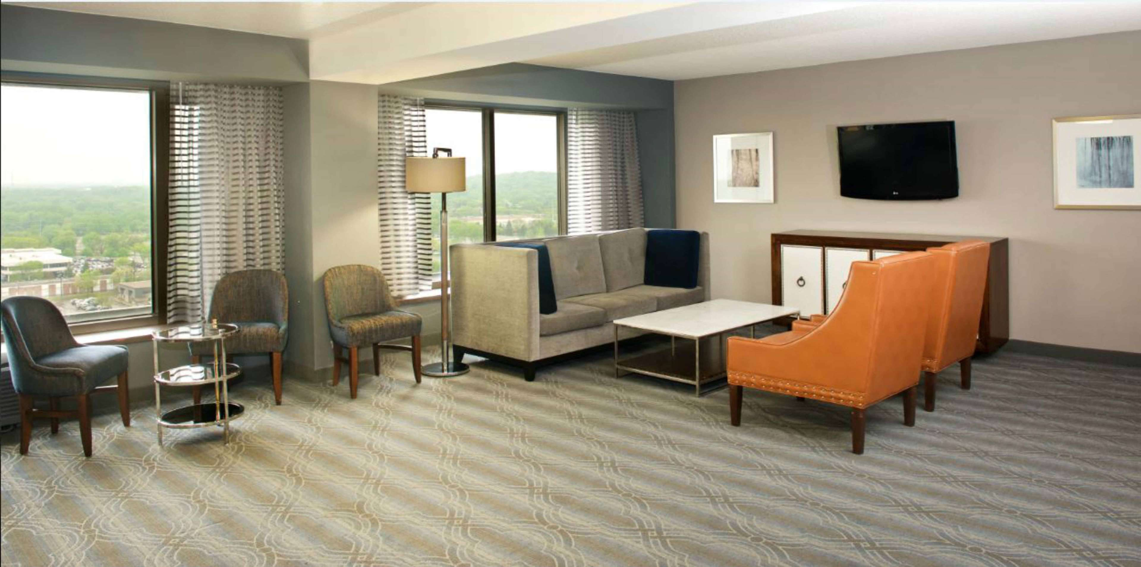 DoubleTree by Hilton Hotel Bloomington - Minneapolis South image 19