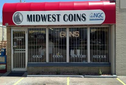 Midwest Coins image 0