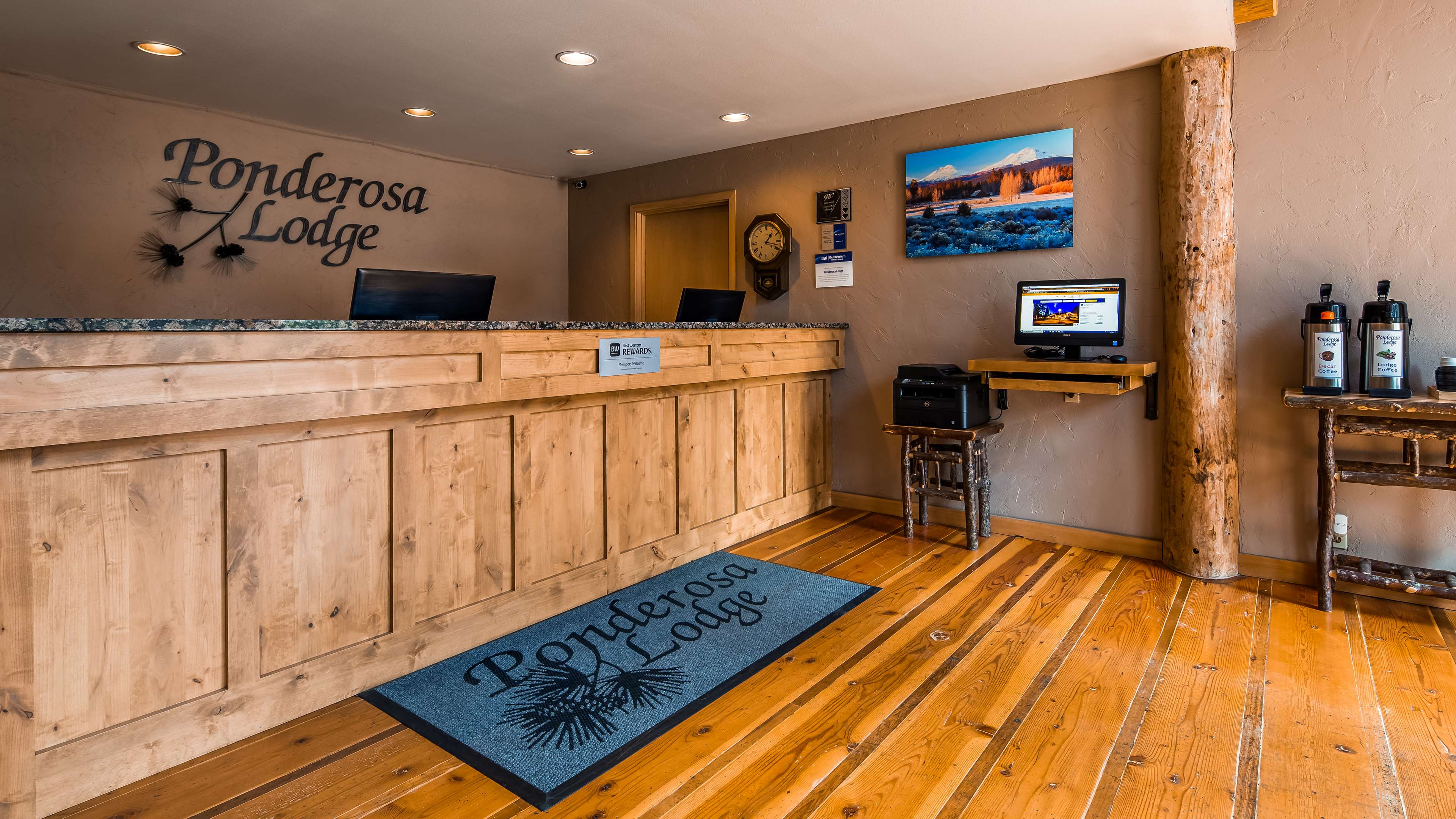 Best Western Ponderosa Lodge image 2