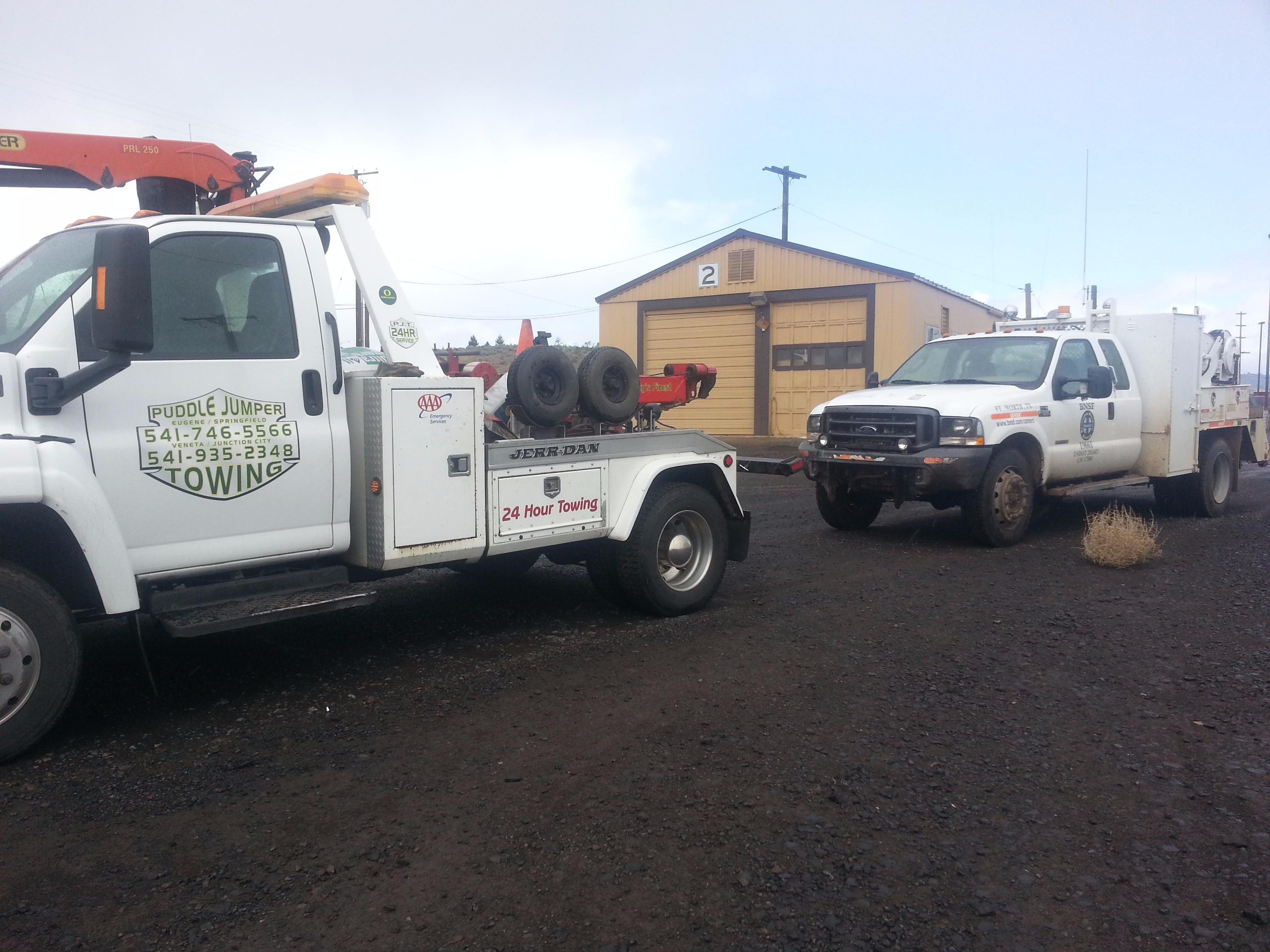 Puddle Jumper Towing Recovery Amp Auto Transport Llc