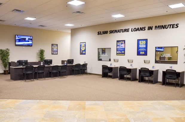 Signature loans north las vegas nv