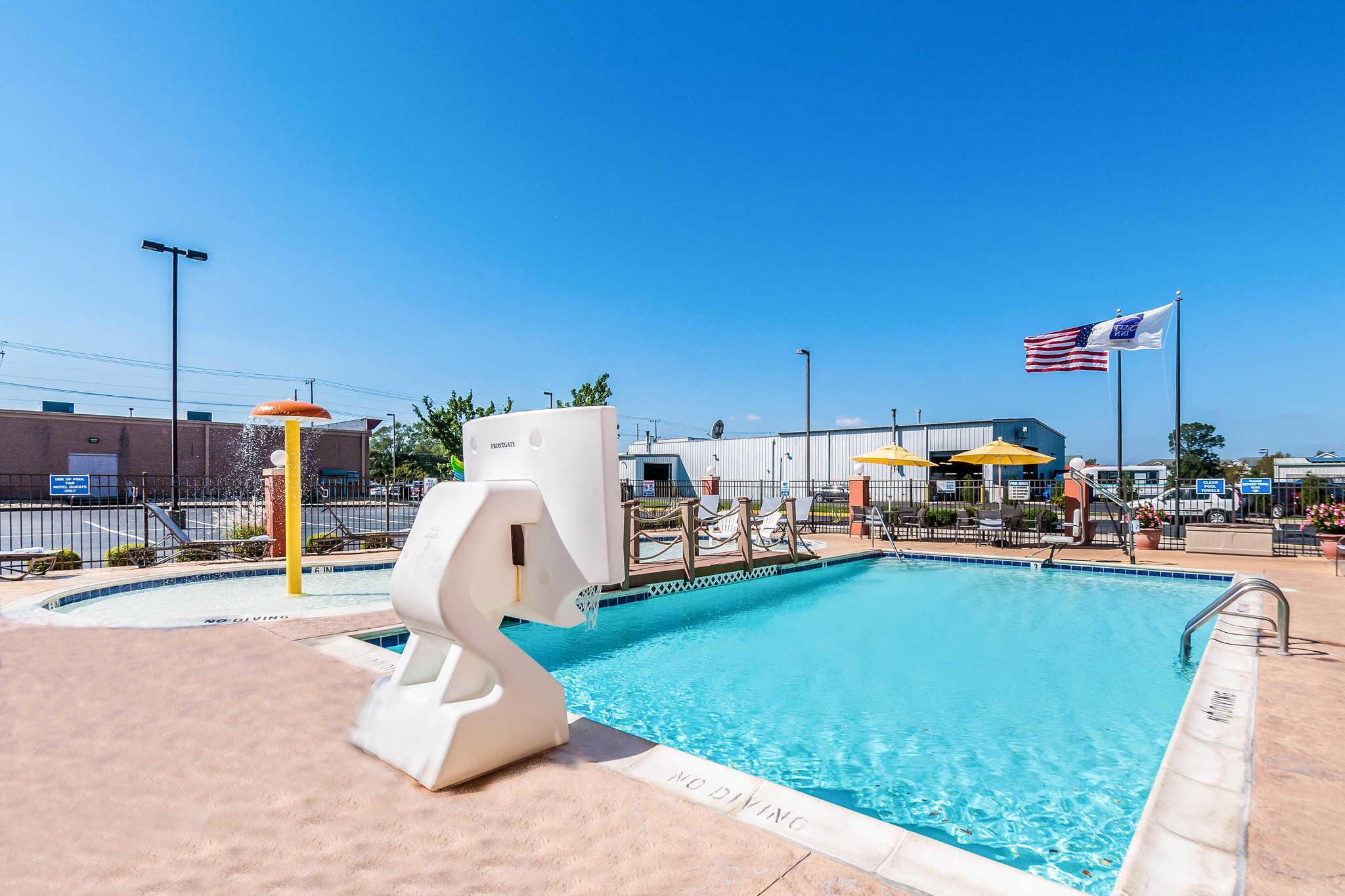 Sleep Inn & Suites Rehoboth Beach image 32