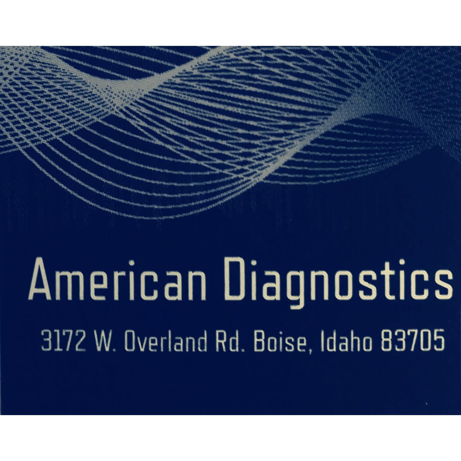 American Diagnostics
