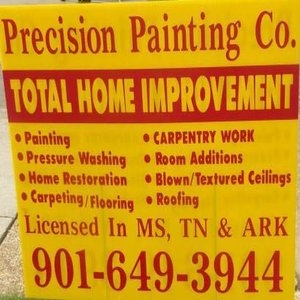 Precision Painting Company