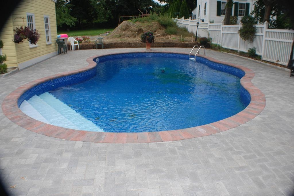 Gallant pool spa in newbury ma 978 961 1086 - Samengestelde pool weergaven ...