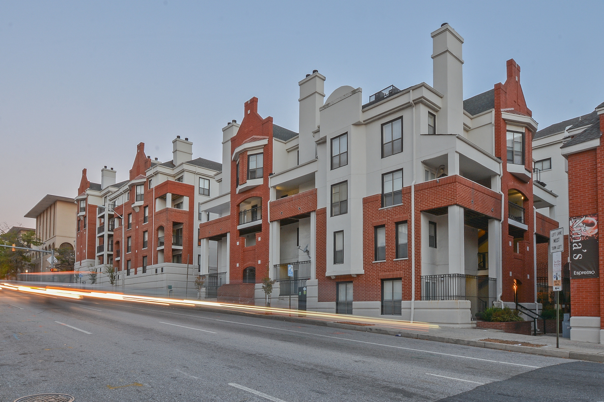 Waterloo Place Apartments Baltimore