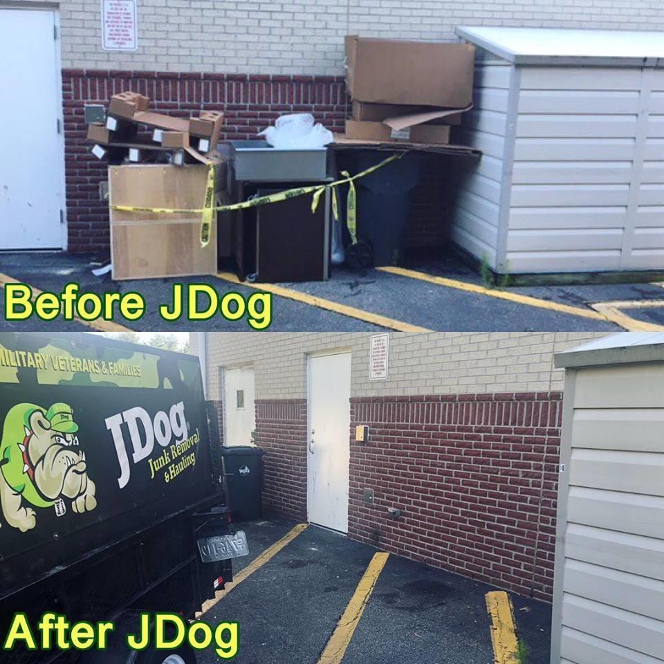 JDog Junk Removal & Hauling Chesapeake image 1