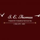 S. E. Thomas Funeral & Cremation Services Inc.