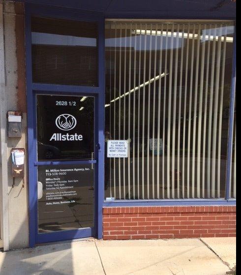 M. Milkes Insurance Agency Inc.: Allstate Insurance
