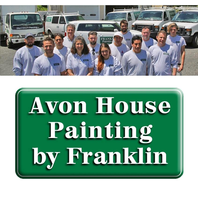 Avon House Painting by Franklin