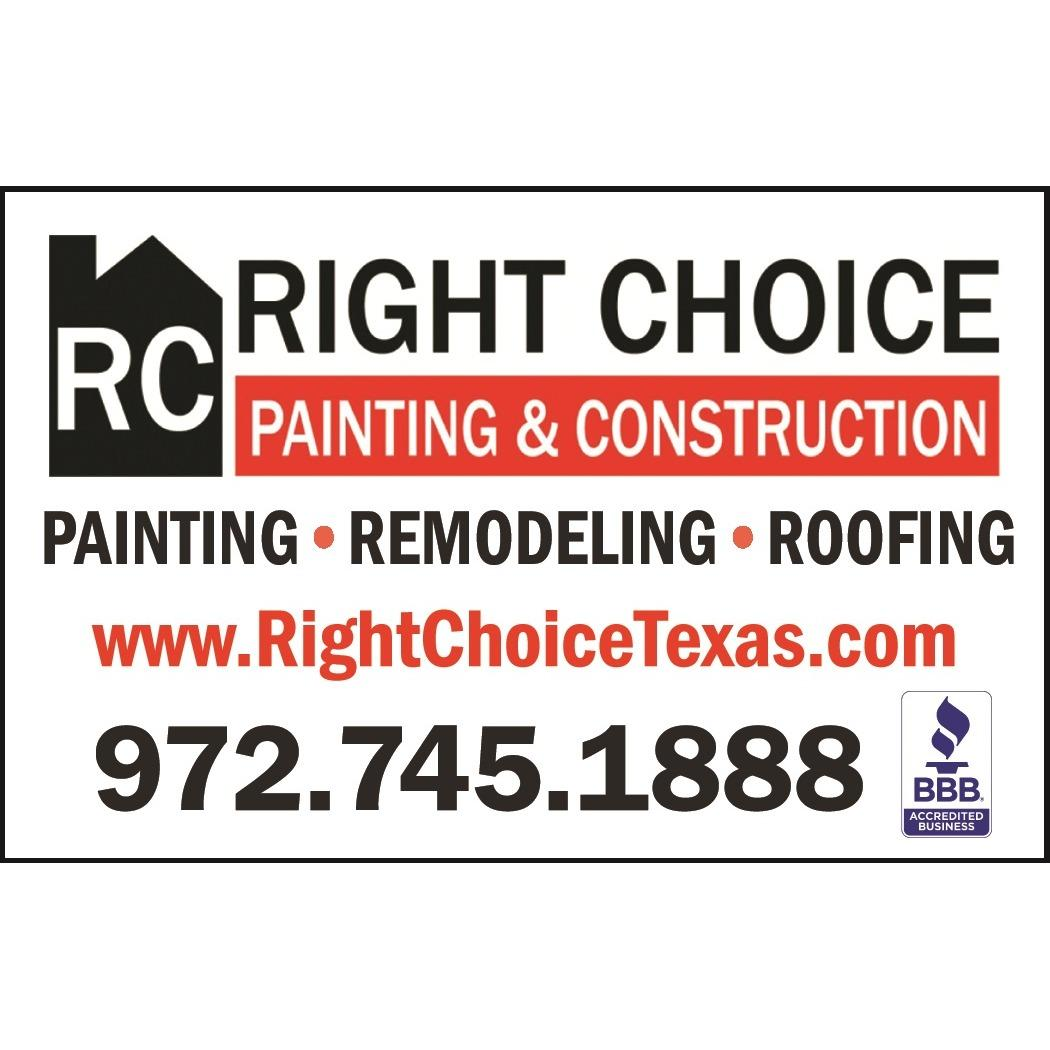 Right Choice Painting & Construction