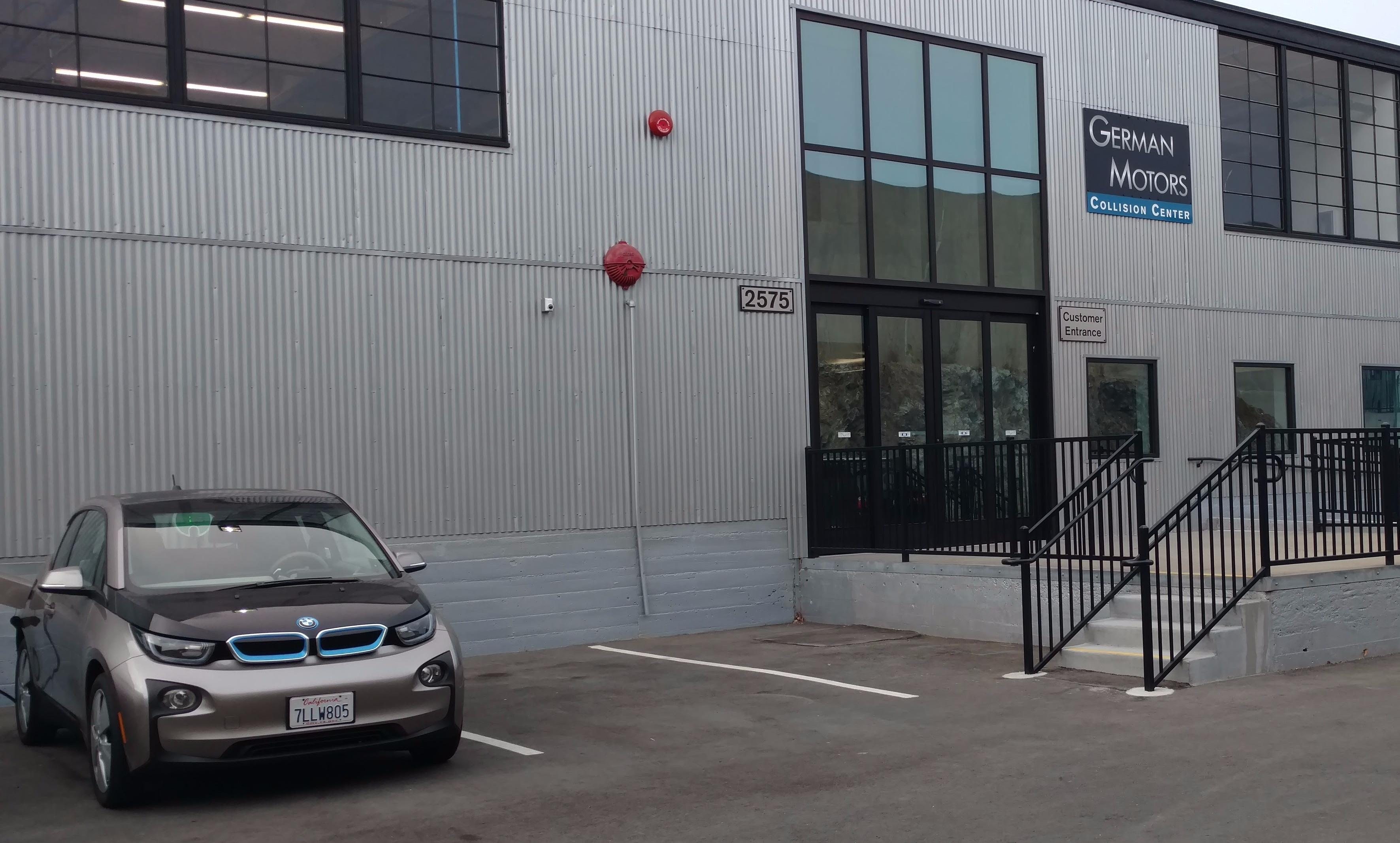 German Motors Collision Center 2575 Marin Street San Francisco Ca N49 Com
