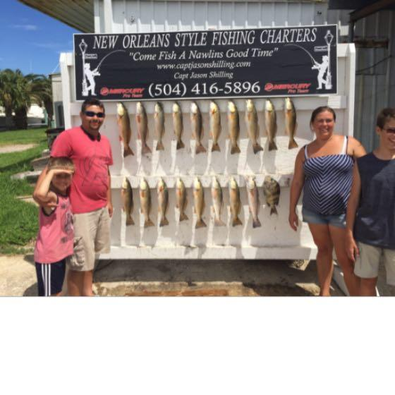 New Orleans Style Fishing Charters LLC image 48