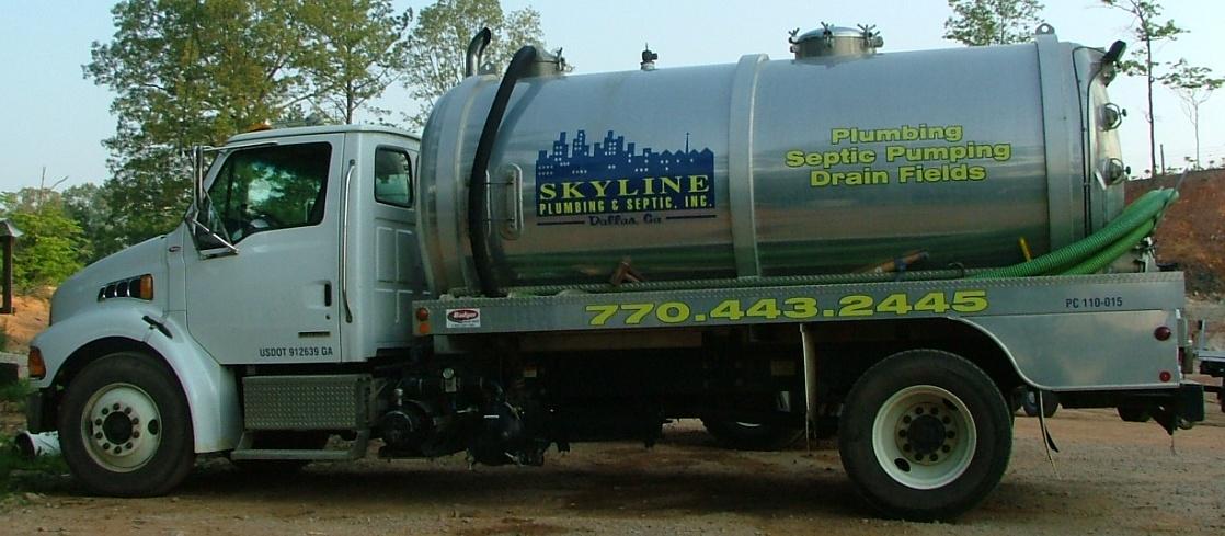 Skyline Plumbing & Septic, Inc. image 1