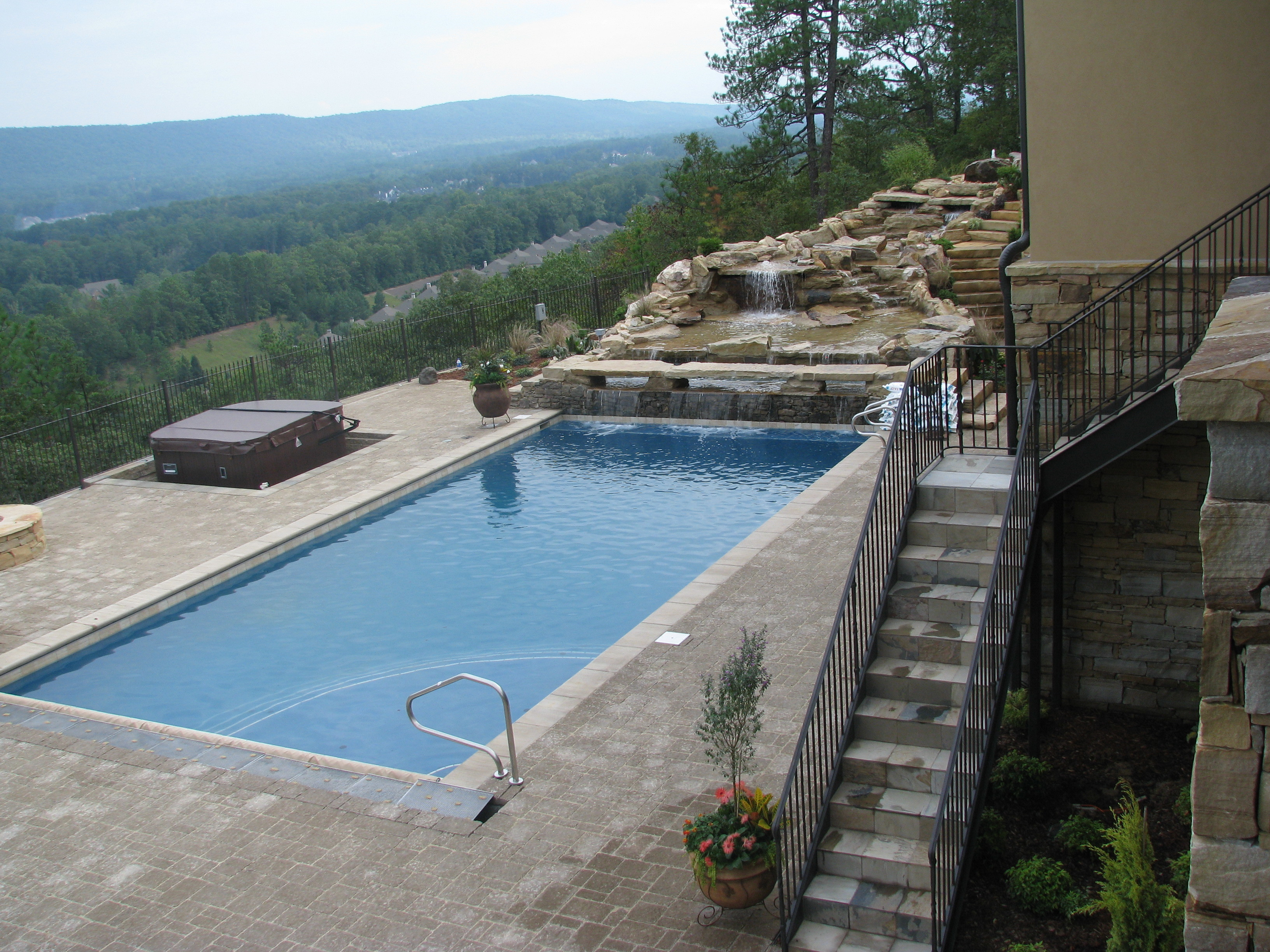 Mancha Hardscapes Pools  and  Spas image 2