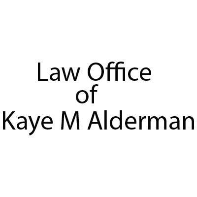 Law Office Of Kaye M Alderman