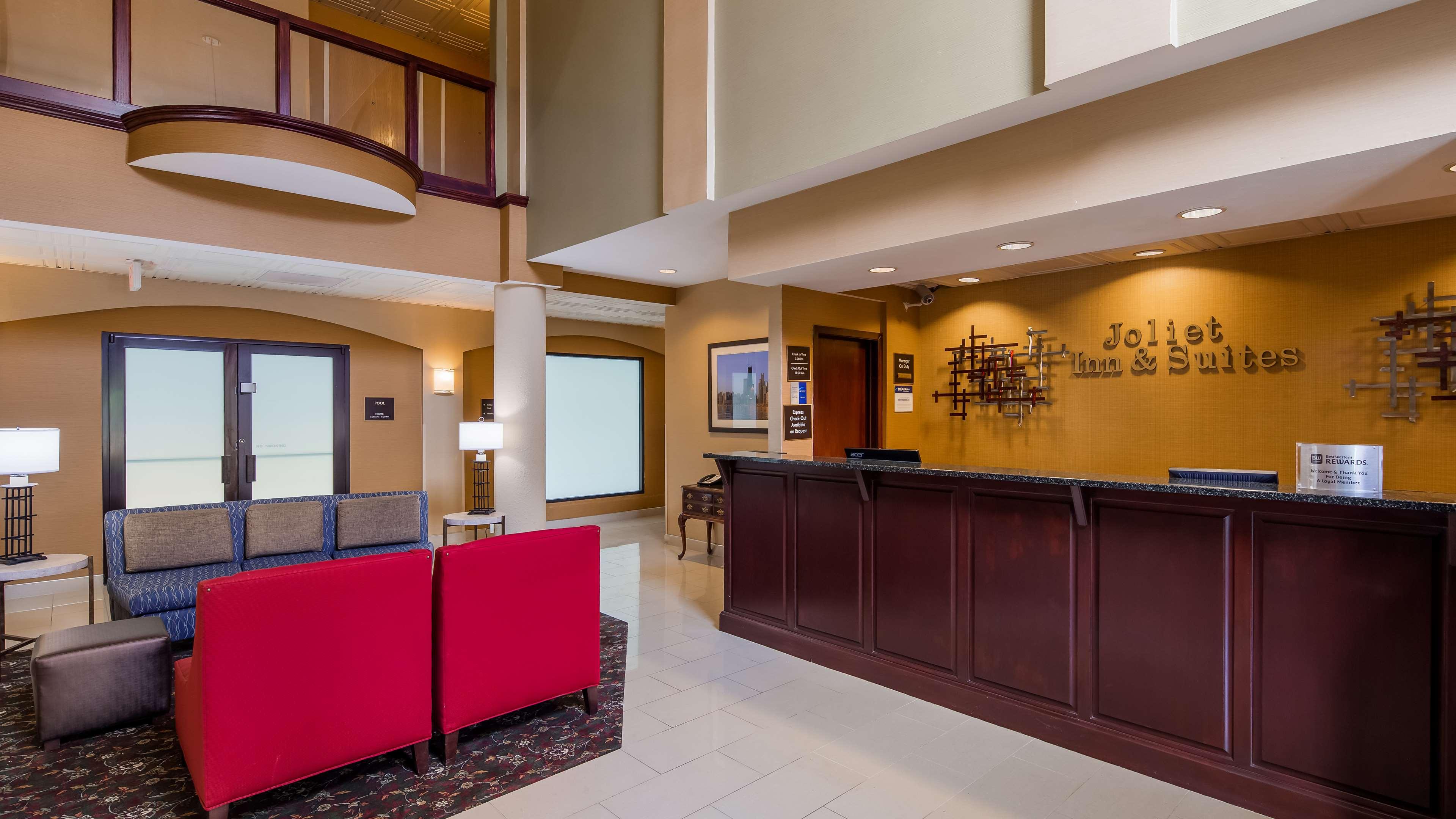 Best Western Joliet Inn & Suites image 2