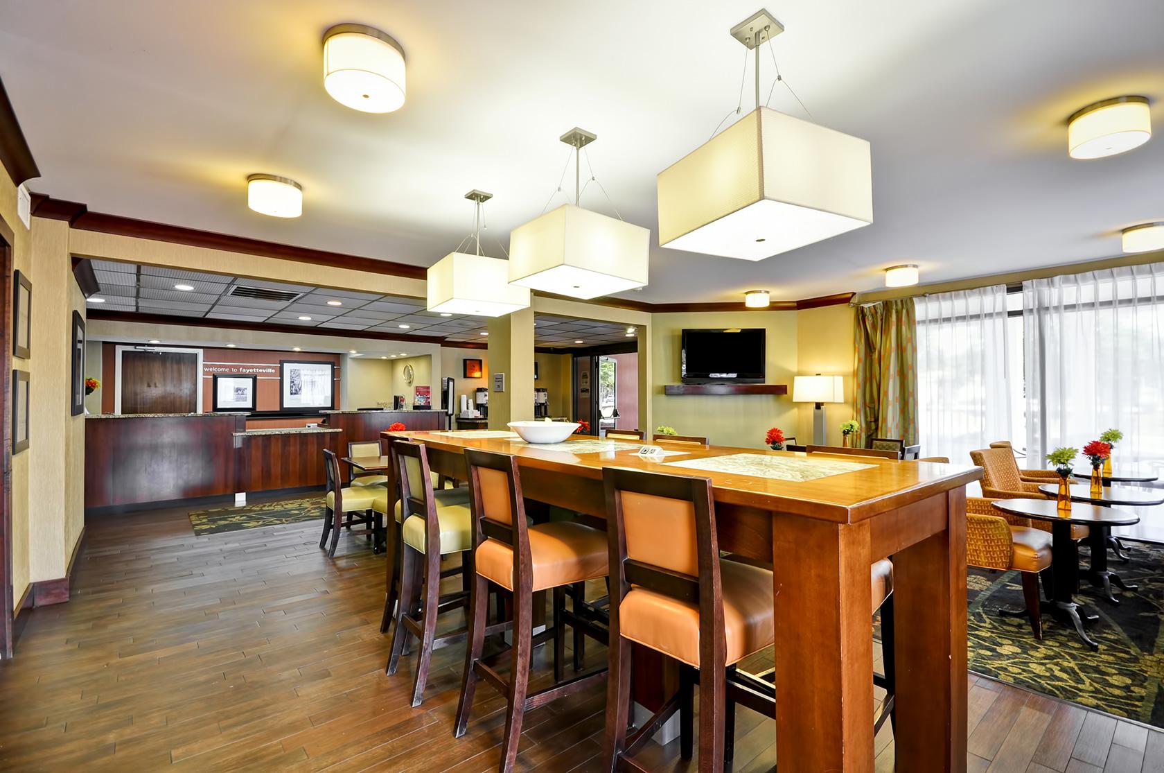 Red Lion Inn & Suites Fayetteville I-95 image 10