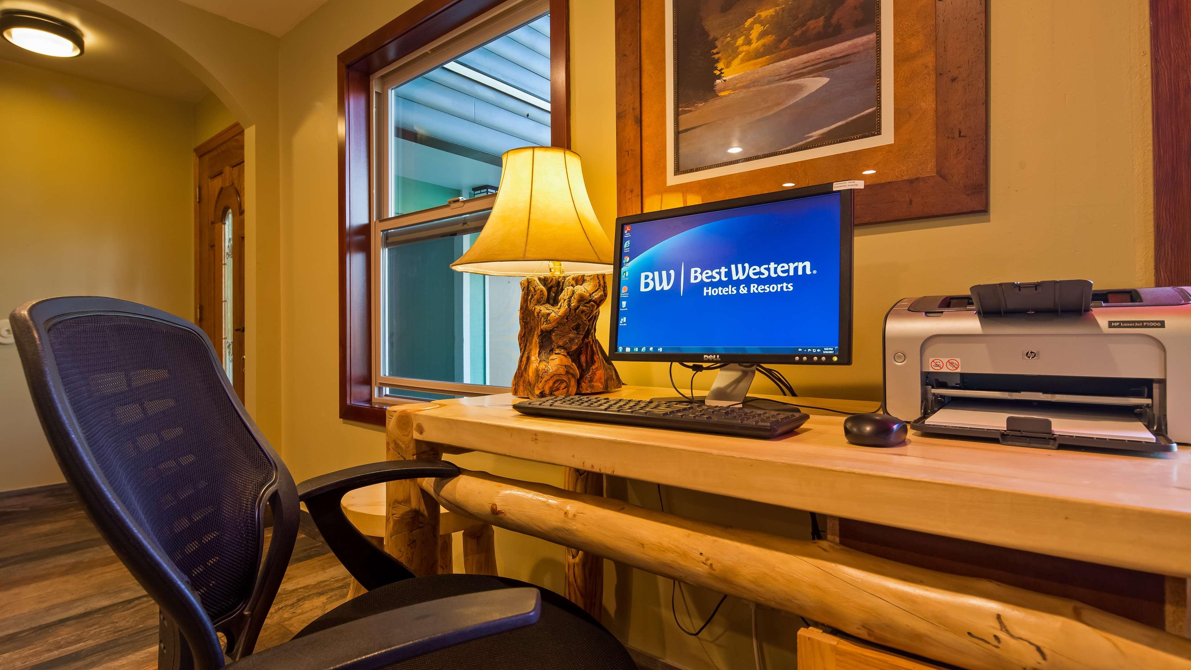 Best Western Ptarmigan Lodge image 7
