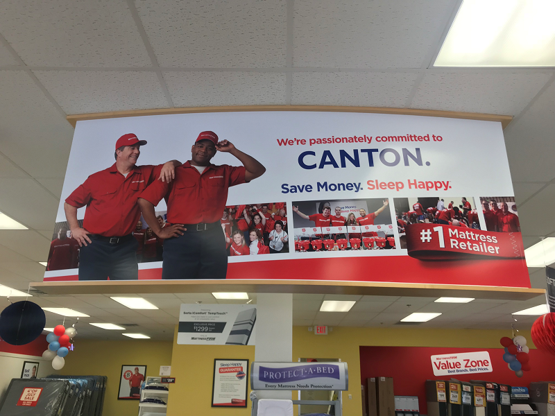 Mattress Firm Canton Marketplace image 1