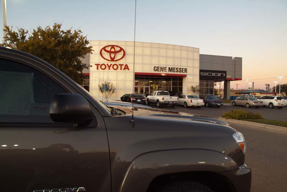 Gene Messer Toyota image 0