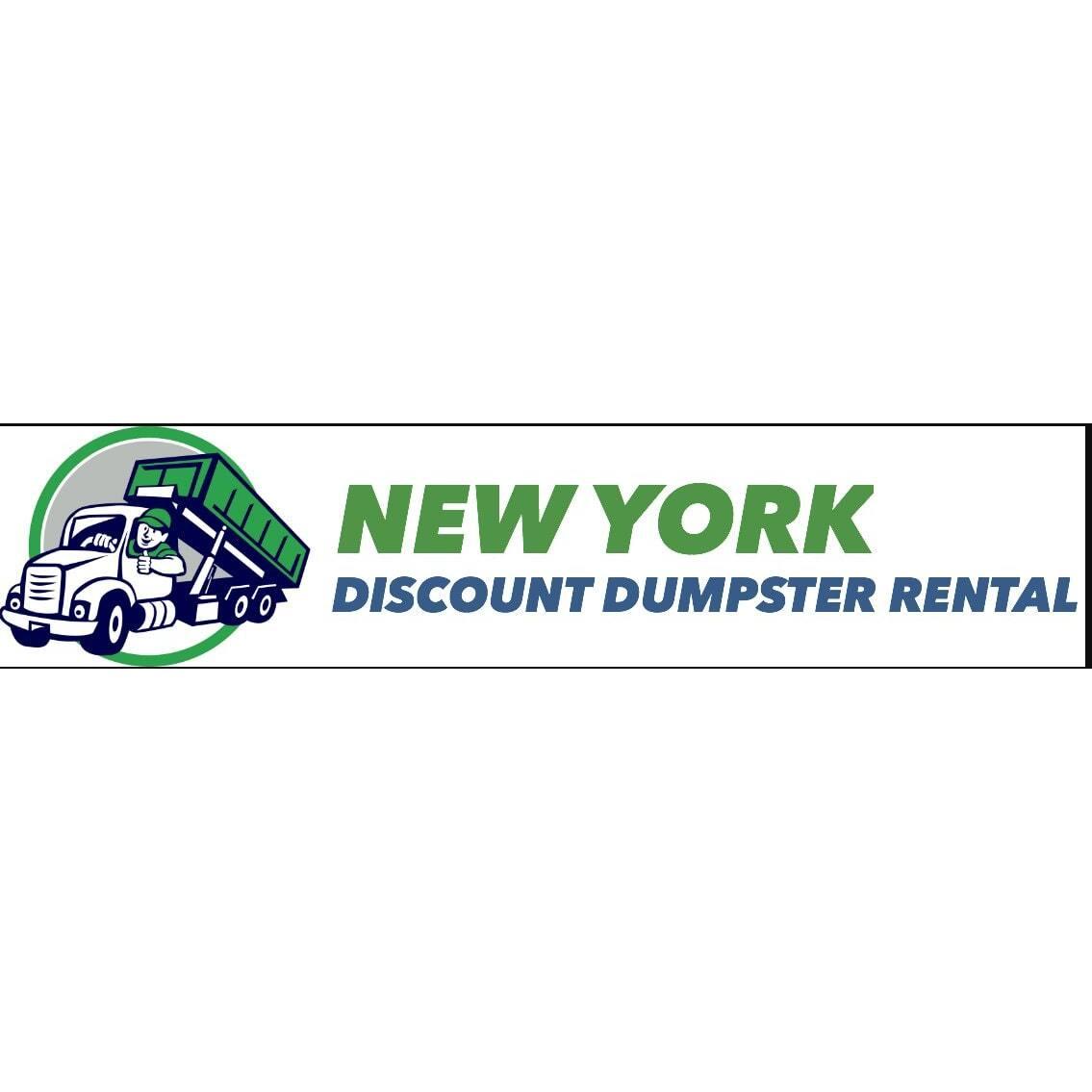 Discount Dumpster Rental New York