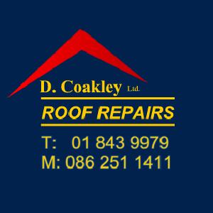 Dermot Coakley Roofing Contractor