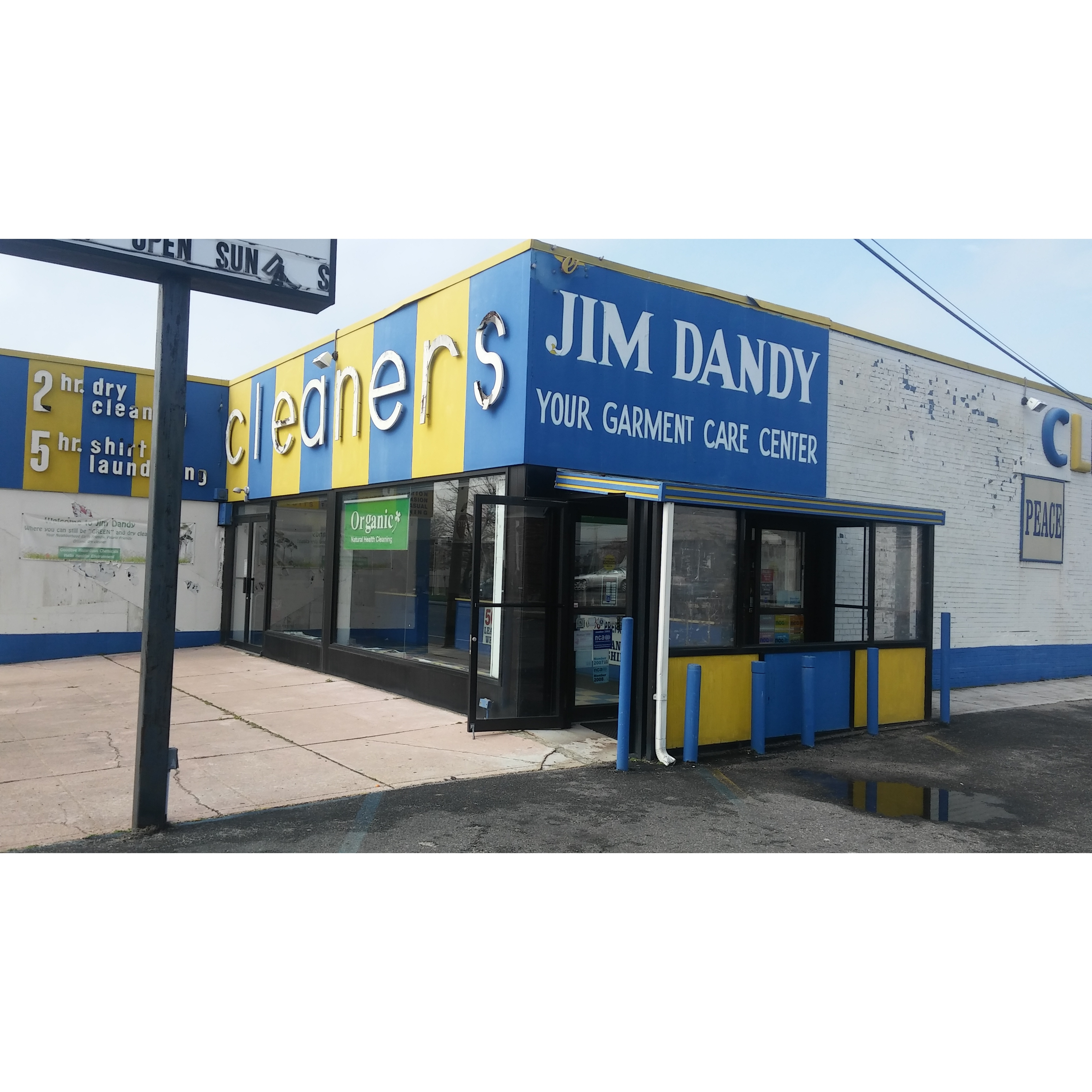 Jim Dandy Cleaners