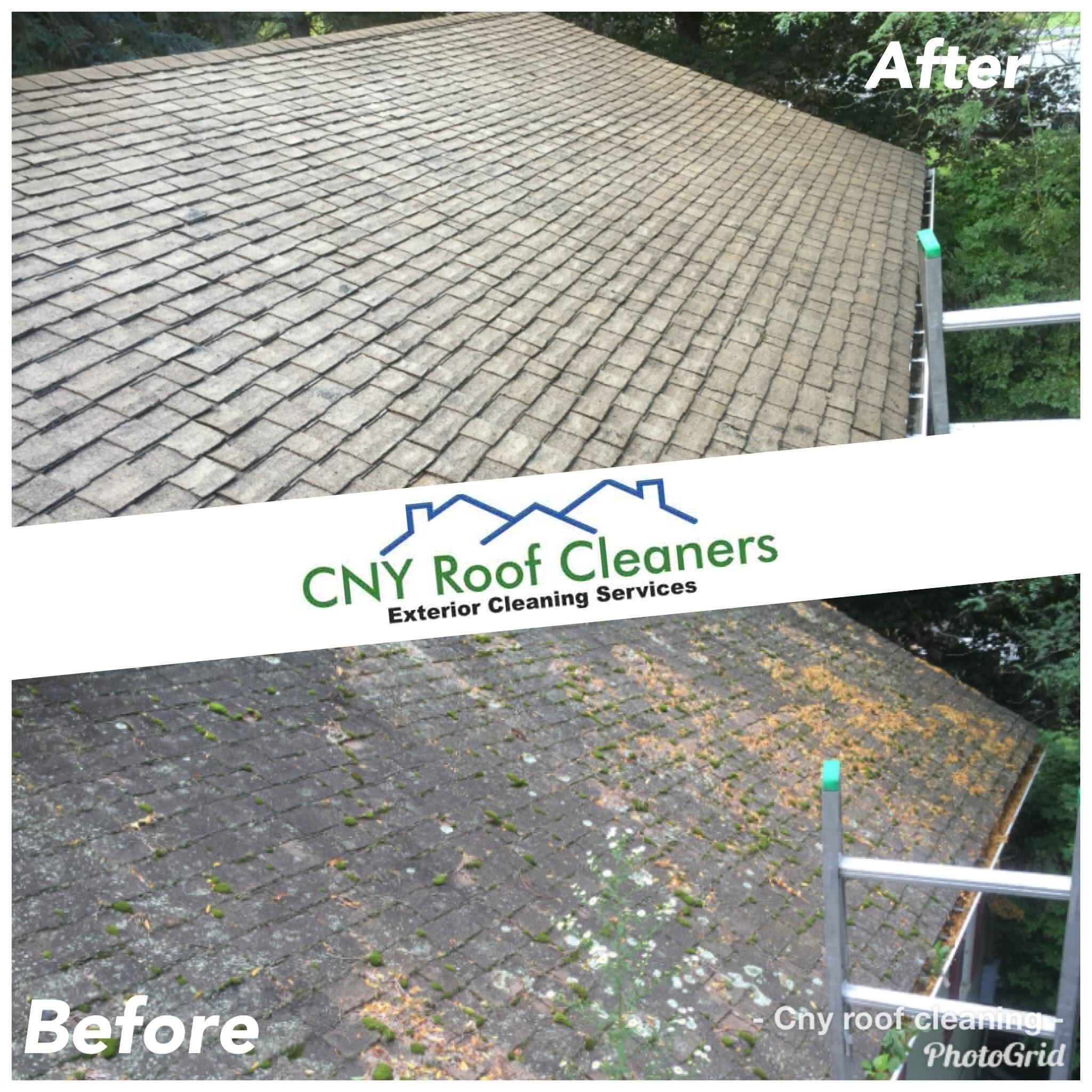 CNY Roof Cleaners