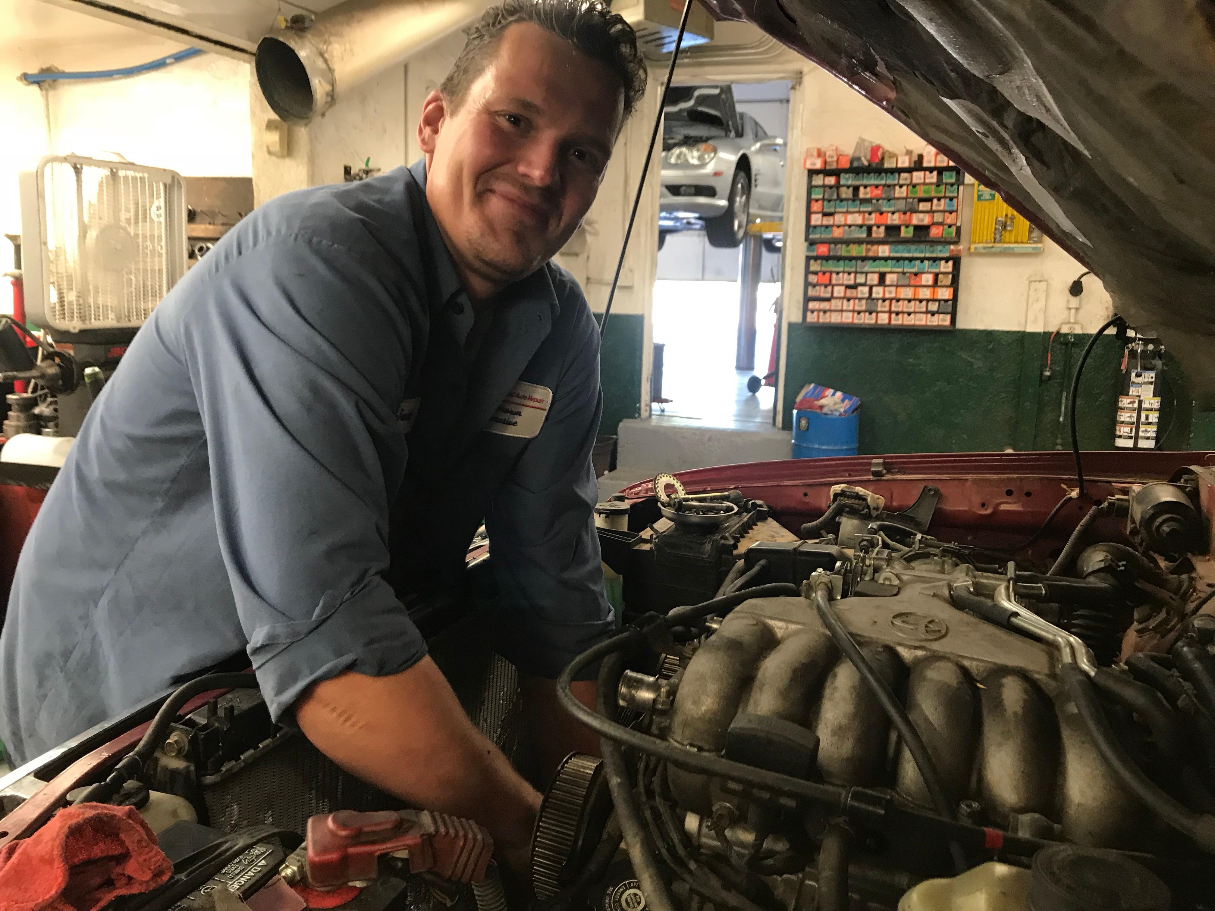 Browns Automotive Experts