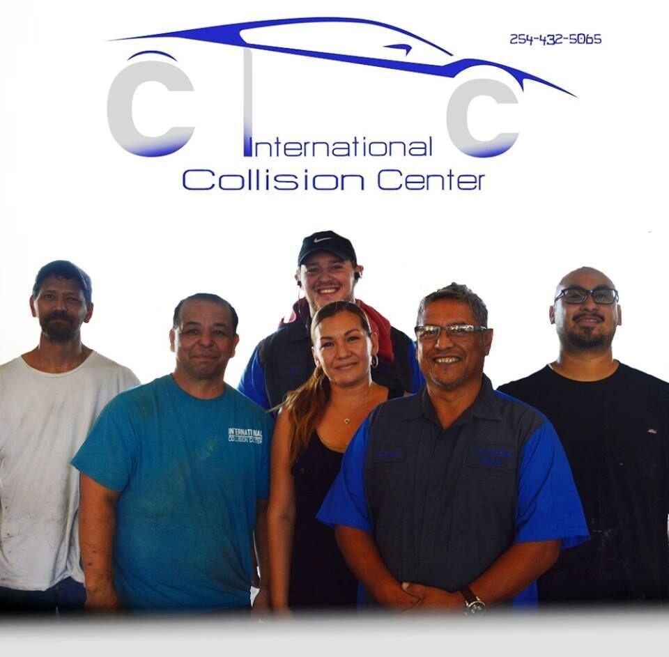 International Collision Center image 0