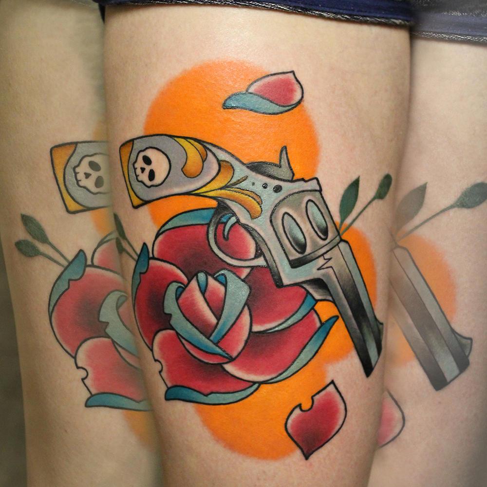 Dark Horse Tattoo Company image 9