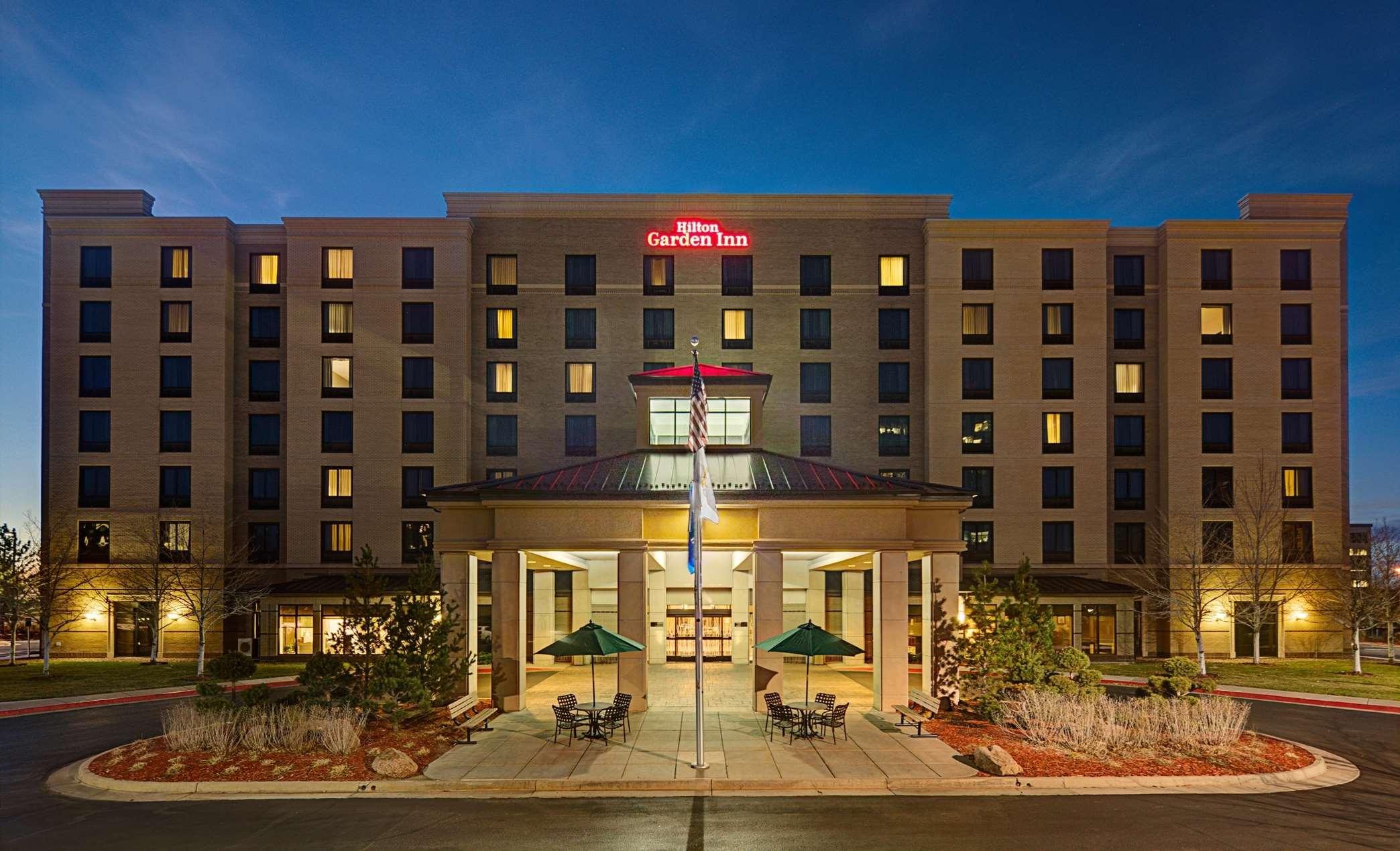 Hilton Garden Inn Denver Tech Center 7675 East Union Ave Denver, CO ...
