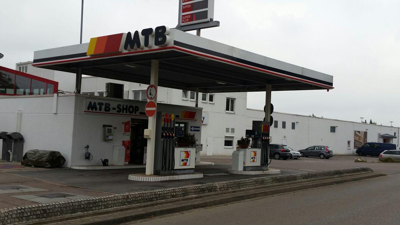 Bild der MTB Tankstelle