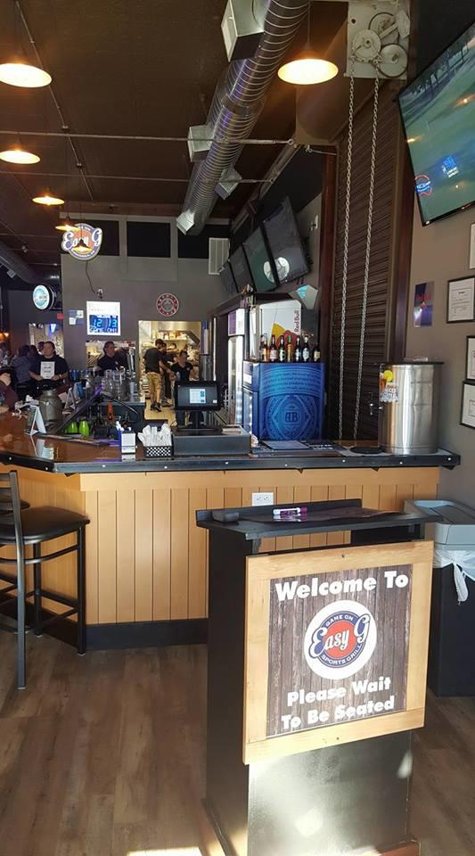 Easy G Sports Grill image 5