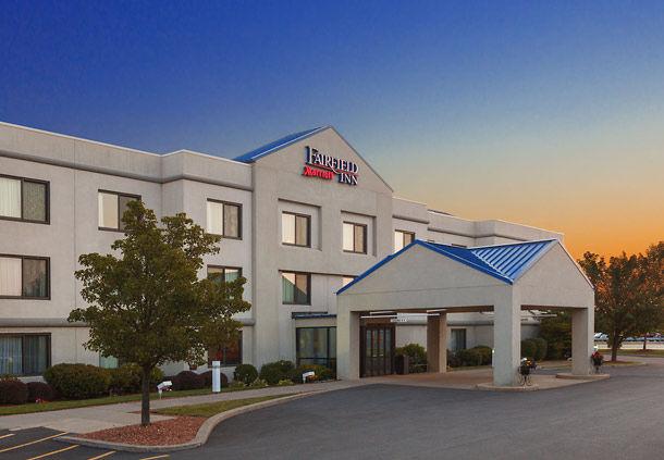 Fairfield Inn by Marriott Rochester Airport image 8
