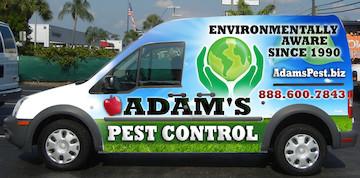 Adam's Pest Control image 0