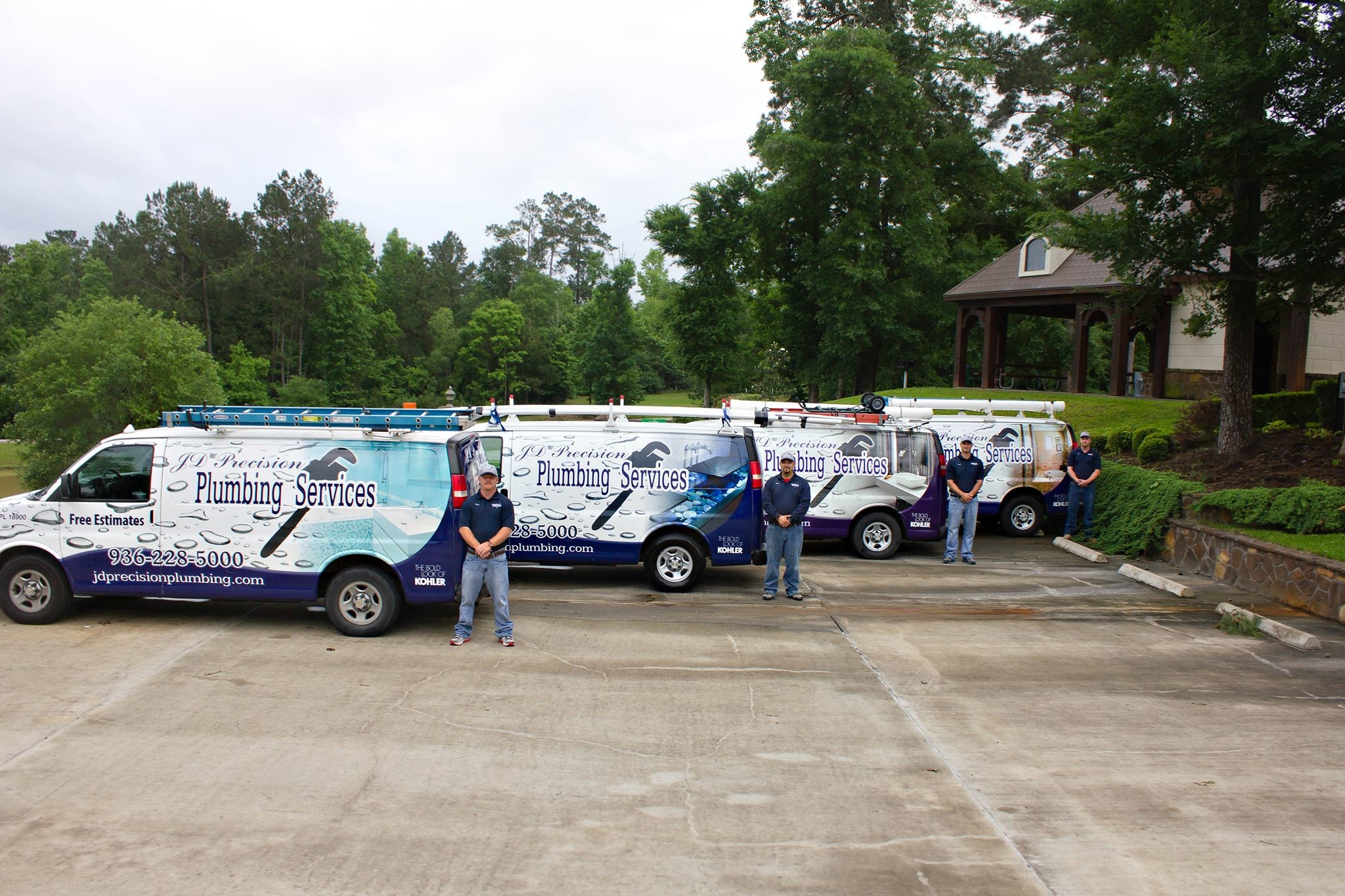JD Precision Plumbing Services image 0