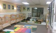 Your infant will be very comfortable in our warm and welcoming classroom. You can call and check on your baby anytime. The teachers are exceptional at communicating with you.