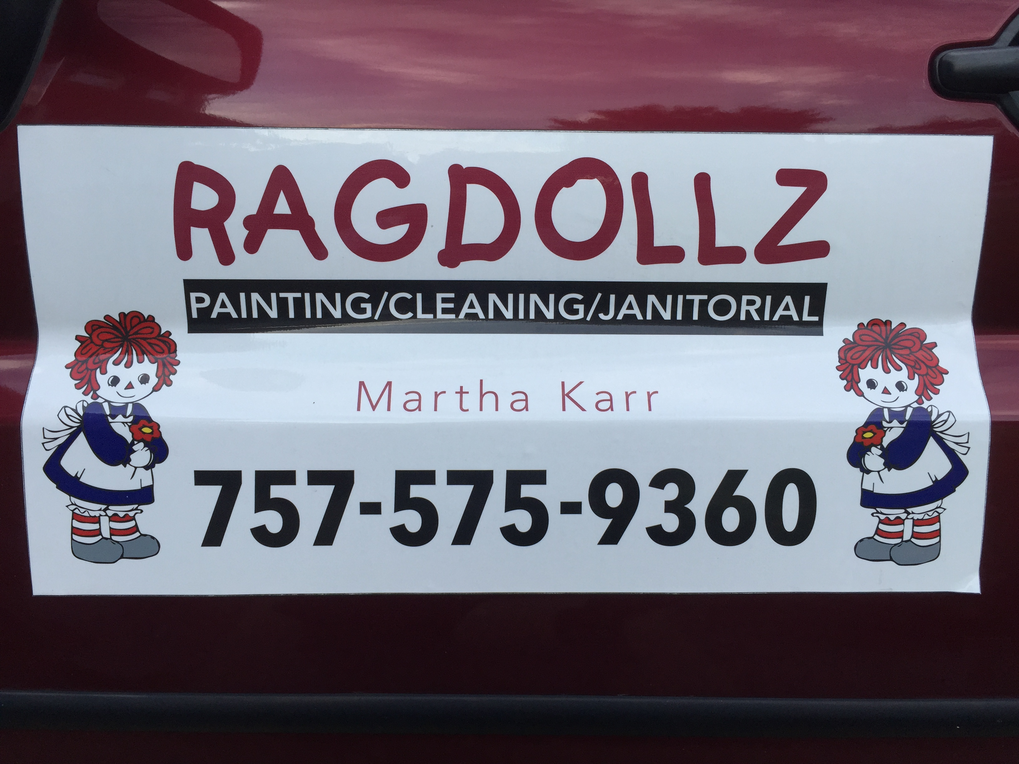Ragdollz Painting and Cleaning image 5