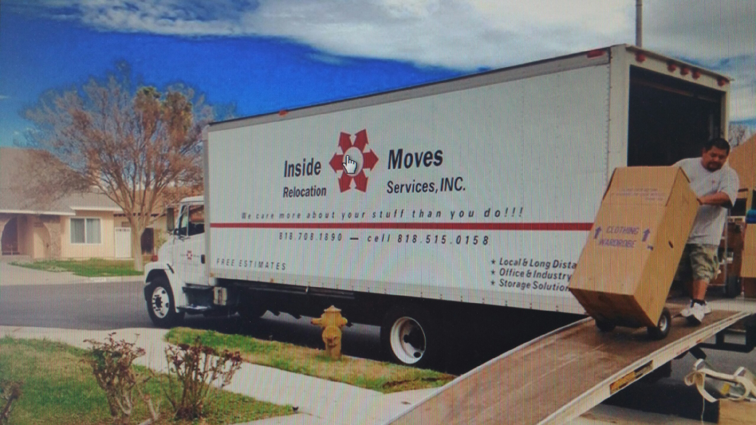 Inside Moves Relocation Services Inc image 0