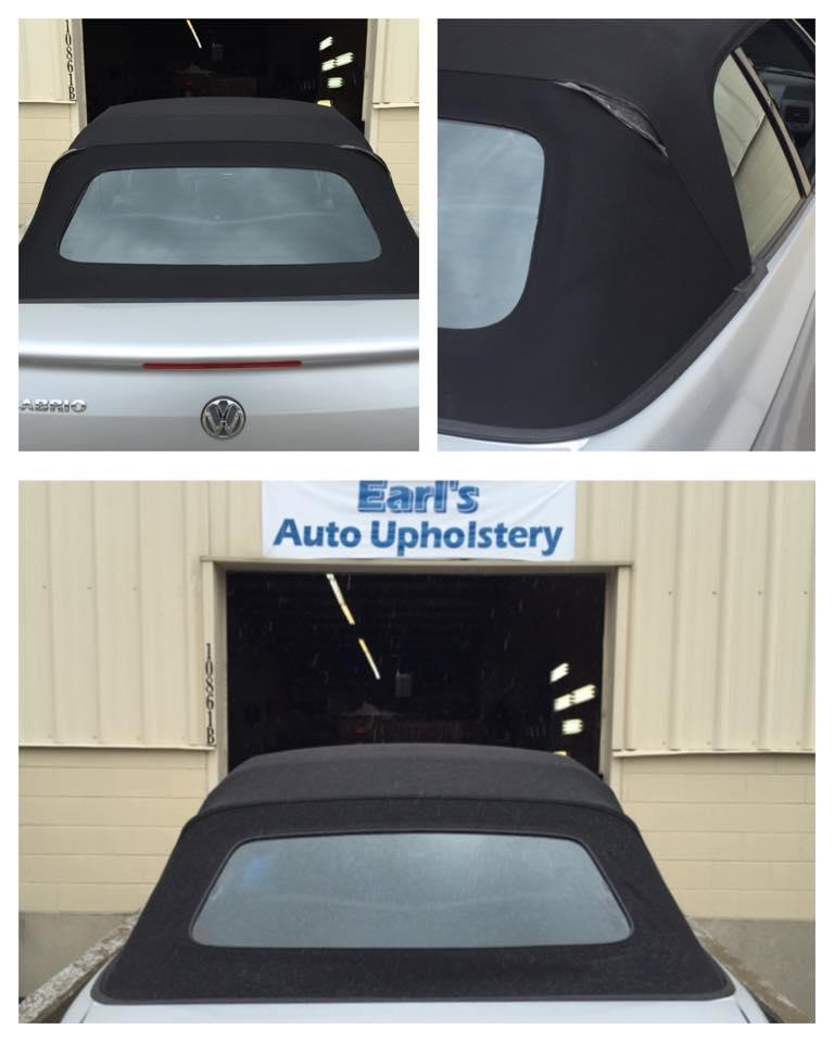 Earl's Auto Upholstery