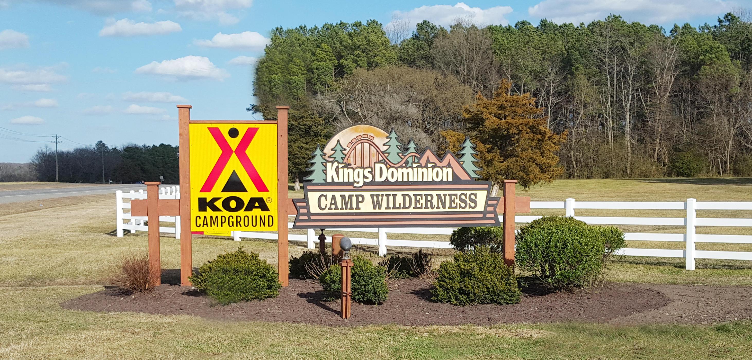 Richmond North / Kings Dominion KOA