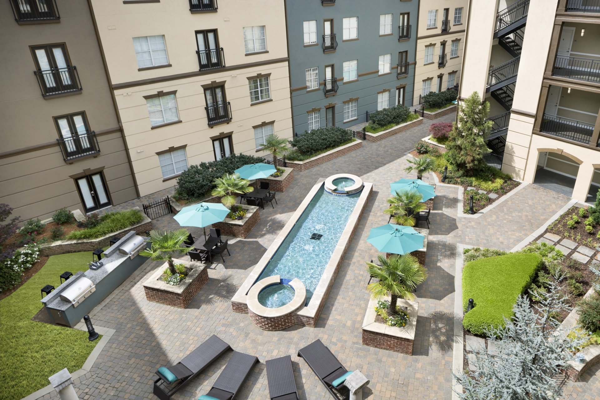 Camden Midtown Atlanta Apartments image 12