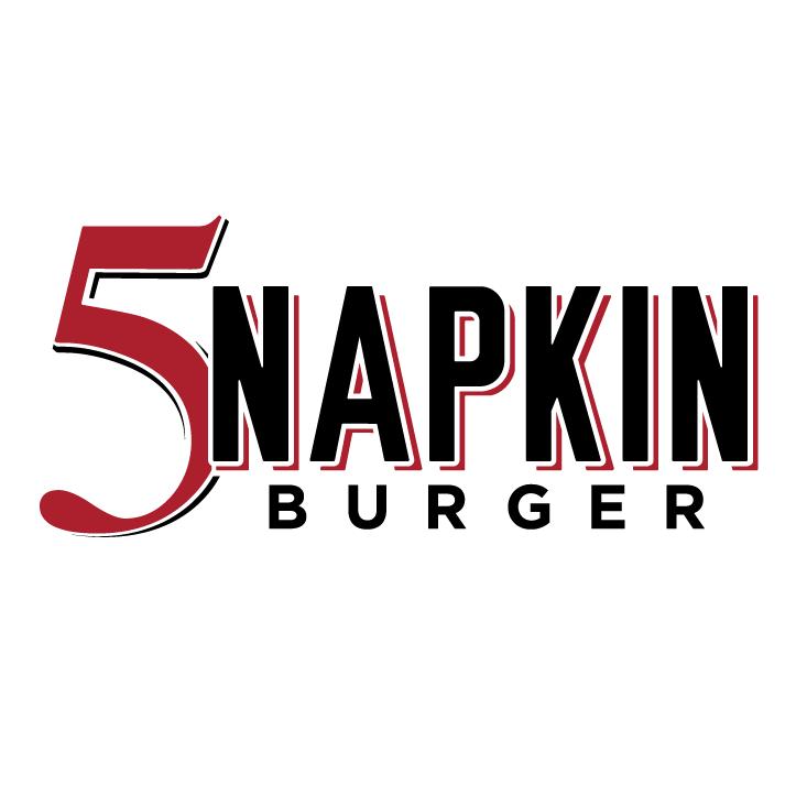 5 Napkin Burger - CLOSED