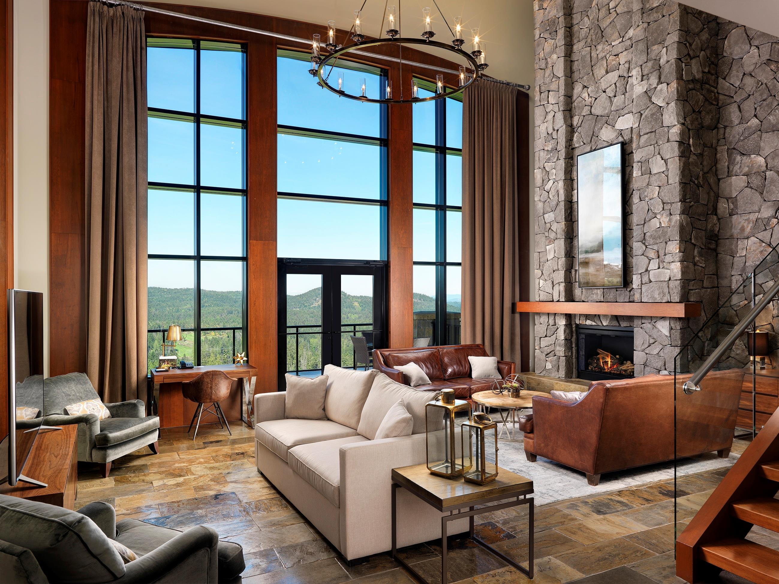 The Westin Bear Mountain Golf Resort & Spa, Victoria in Victoria: Penthouse