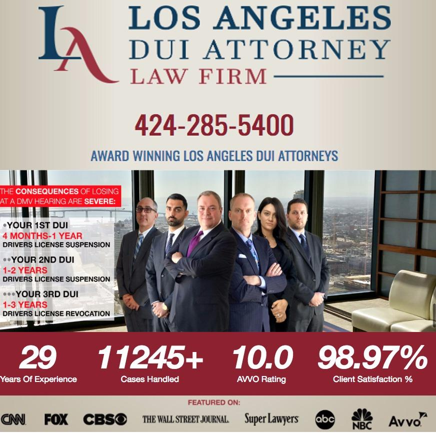 Los Angeles DUI Attorney image 0