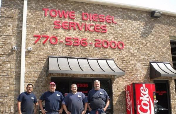 Towe Diesel Services Inc image 1