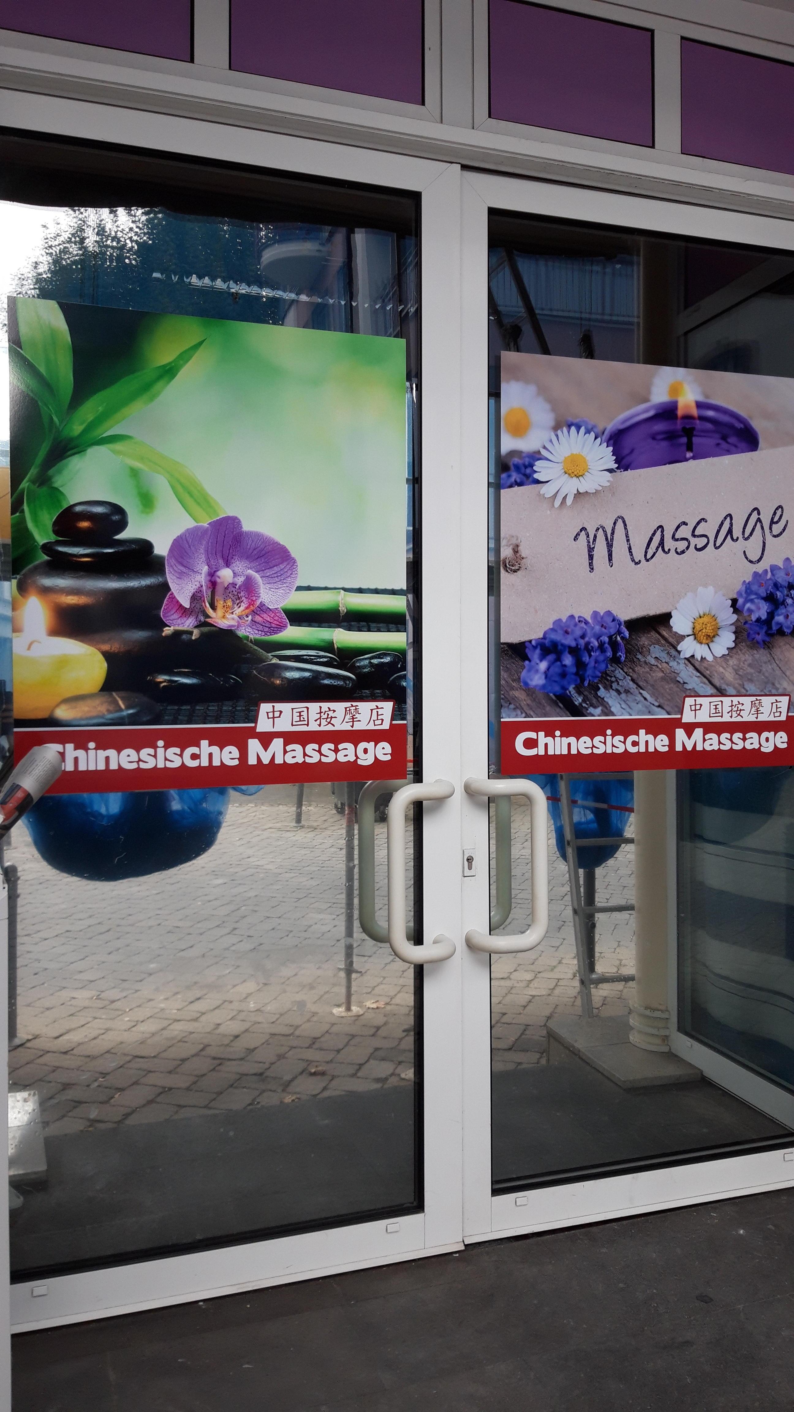 Chin. Wellness Massage Heinz-Peter Görgen